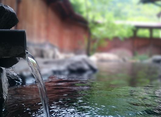 合宿の疲れは温泉が癒やしてくれる