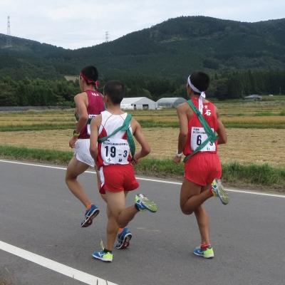 夏のマラソン合宿の原点、飯田高原